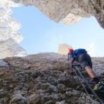 Dolomiti Palaronda Ferrata Explorer Tour Nord