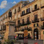 Palazzo Alliata di Villafranca e il Piano d'Aragona (2)